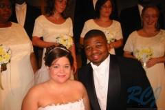 Wedding of John Williams