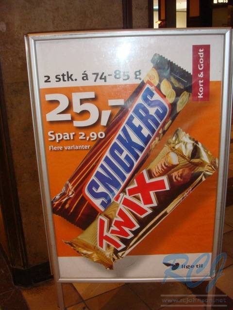 Looks like $5 for a snickers!