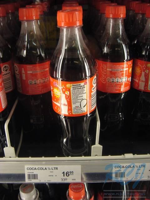 $3 for a 16.9 oz coke